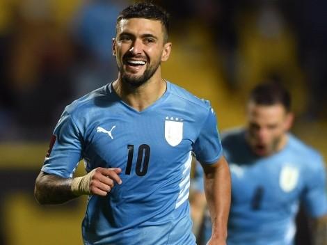 Uruguai termina a rodada das Eliminatórias em quarto, enquanto a Colômbia cai para quinto; confira a classificação