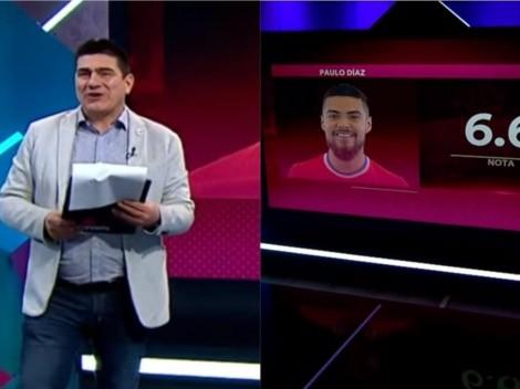 Toby Vega califica a los seleccionados tras igualar con Ecuador