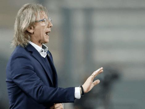 """Ricardo Gareca ilusionado: """"Mis jugadores de los últimos 9 puntos sacaron 7. Vamos a pelear"""""""