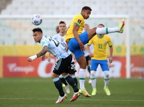 El mundo del fútbol, en vilo: ¿qué pasará con el partido entre Brasil y Argentina?