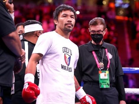 Problemas para Manny Pacquiao: Conflicto y renuncia en su equipo de trabajo
