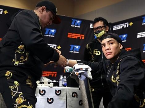 El deseo de un excampeón mundial que hará enfurecer a Oscar Valdez y Eddy Reynoso
