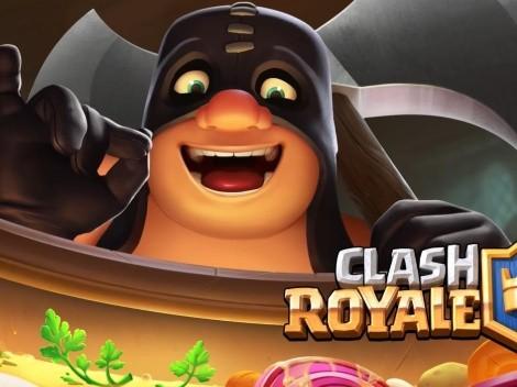 Clash Royale revela su nueva temporada: La Cocina del Verdugo