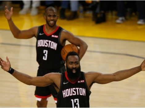 Chris Paul explains why he and James Harden couldn't win a ring