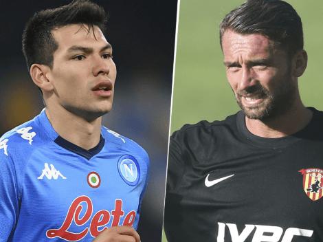 EN VIVO: Napoli vs. Benevento por un amistoso