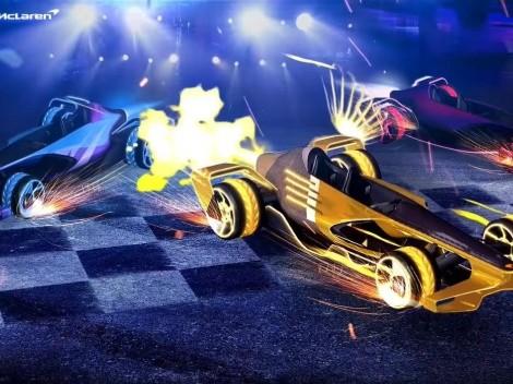 El auto futurista MCL-FF llega a Free Fire ¡Con varios aspectos!