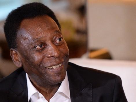 Pelé fue operado de emergencia
