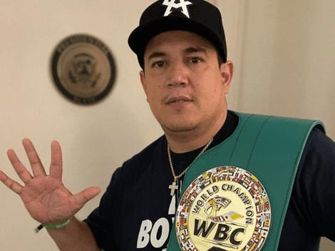 Eddy Reynoso recibió el regalo de una estrella del beisbol
