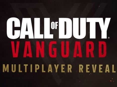 Fecha y Hora para la revelación del multijugador de Call of Duty: Vanguard