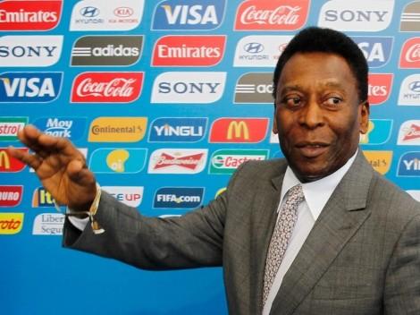 Pelé atualiza estado de saúde após passar por cirurgia