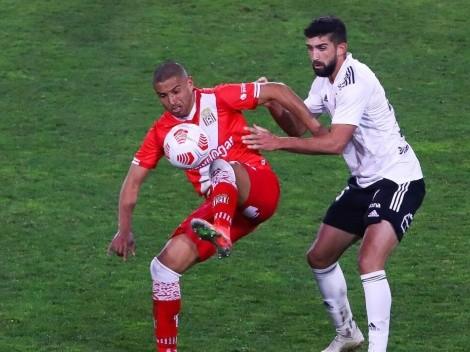 Emiliano Amor sufre dura lesión y estará varios meses fuera de Colo Colo