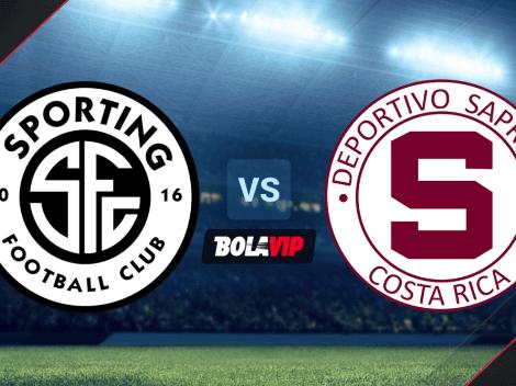 Sporting San José vs. Saprissa EN VIVO ONLINE: Pronóstico, horario, canal de TV y streaming para ver EN DIRECTO la Primera División de Costa Rica | Torneo Apertura 2021