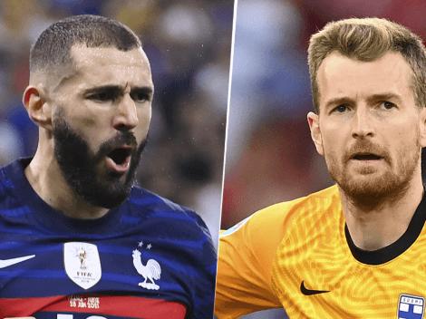 VER en USA | Francia vs. Finlandia EN VIVO ONLINE: Pronóstico, horario y canal de TV para ver EN DIRECTO las Eliminatorias UEFA rumbo al Mundial de Qatar 2022