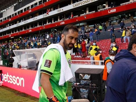 El capitán de La Roja analiza el duelo ante Colombia en Barranquilla