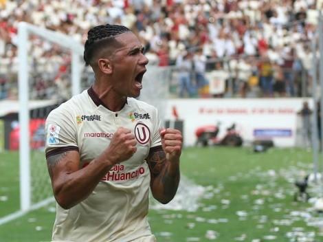 """""""Estuvo muy atento"""": los detalles del posible regreso de Jonathan Dos Santos a la U"""
