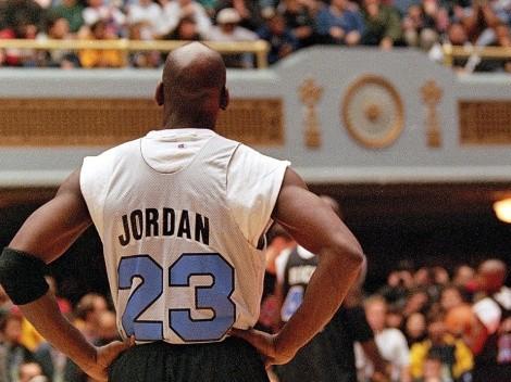 El método de Jordan para engañar y evitar a los fanáticos de la NBA
