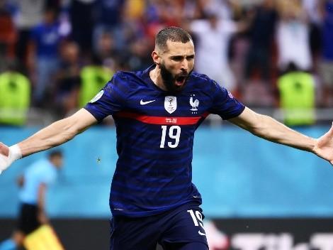 Video | El sentido homenaje de Olympique de Lyon en la vuelta de Karim Benzema