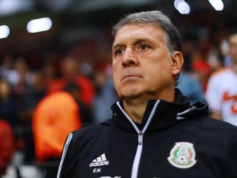 ¿Otro argentino naturalizado en la Selección Mexicana?