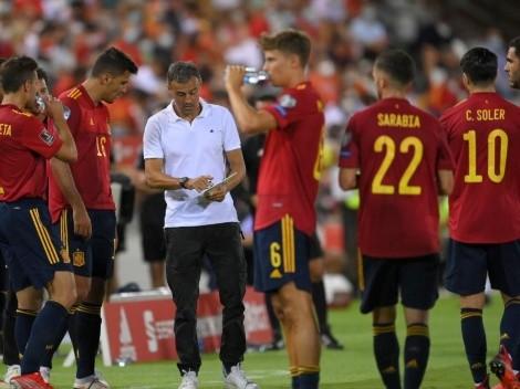 El once que perfila España para Kosovo
