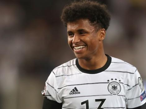 Transfer Rumors: Three big European clubs chasing Red Bull Salzburg £17 million forward Karim Adeyemi
