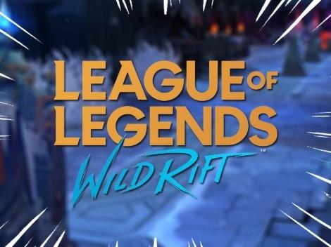 League of Legends: Wild Rift confirma un nuevo modo de juego permanente