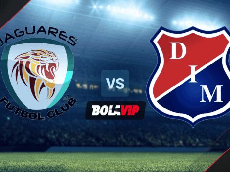 ◉ EN VIVO: Jaguares de Córdoba vs. Independiente  Medellín