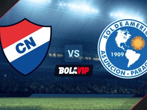 Qué canal transmite Nacional vs. Sol de América por la Copa de Primera Tigo de Paraguay 2021
