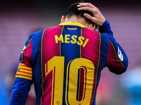 ¿Sabía Barcelona desde hace meses sobre el inevitable final de Messi?