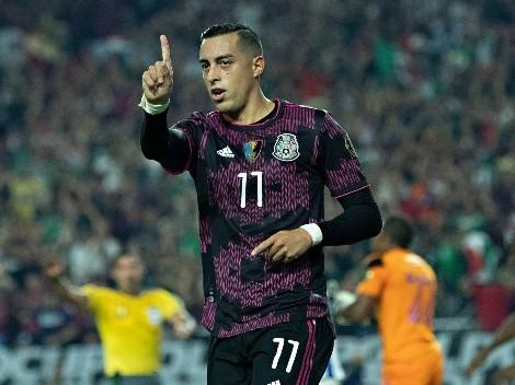 Funes Mori no decae en la Selección Mexicana
