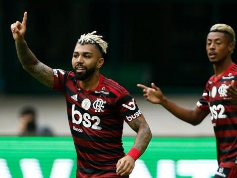 Flamengo já tem o melhor ataque e o artilheiro do Brasileirão 2021