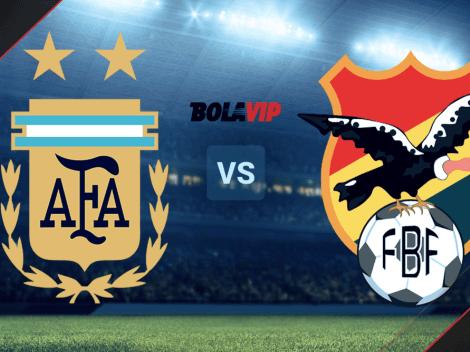 Argentina vs. Bolivia: cómo, cuándo y dónde ver el partido por las Eliminatorias Conmebol para el Mundial de Qatar 2022