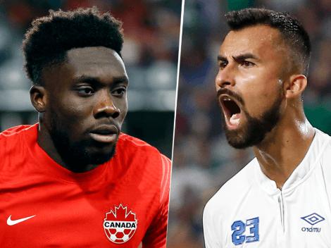 ◉ Canadá vs. El Salvador EN VIVO por las Eliminatorias Concacaf en el Octagonal Final | Hora y canal de TV