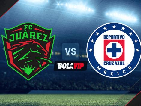 VER AHORA   FC Juárez vs. Cruz Azul por la Liga MX con STREAMING ONLINE   Jornada 8 del Apertura 2021