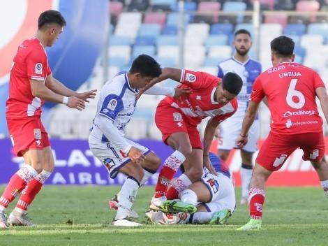 Deportes Antofagasta y Curicó Unido igualan en el norte de nuestro país