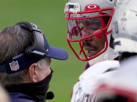 ¡Enfático! Bill Belichick habló sobre la salida de Cam Newton de los Patriots