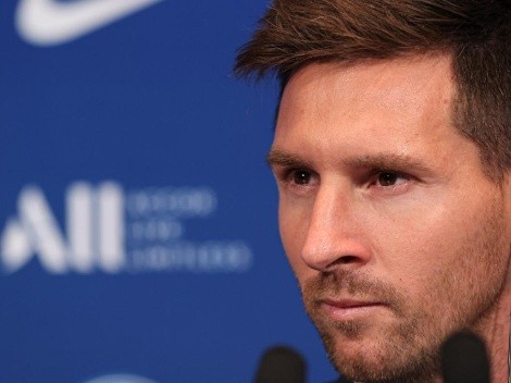 Lionel Messi activa la cláusula Argentina en PSG