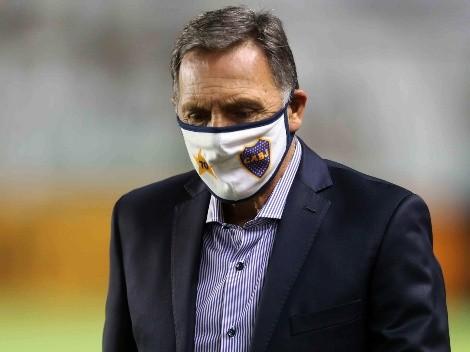 Russo rompió el silencio: habló de Riquelme y su salida de Boca