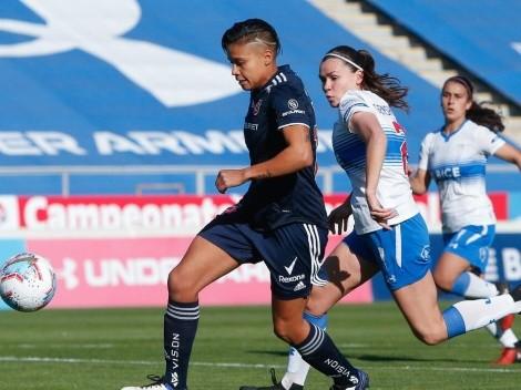 Cómo ver EN VIVO Universidad de Chile vs. Universidad Católica en el fútbol femenino