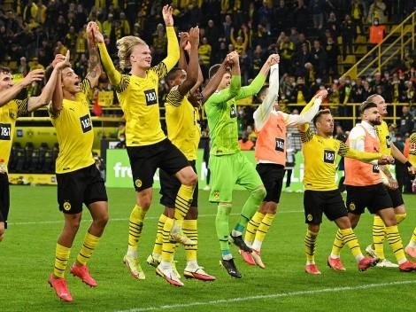 Joya de mercado: clubes de la Premier League entran en disputa por un jugador de Dortmund
