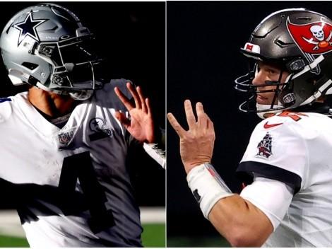 Dak Prescott vs Tom Brady: El peor escenario para un regreso