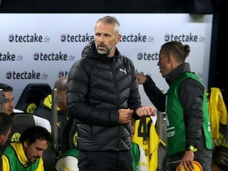 Marco Rose cobra mais empenho e regularidade de Reinier no Borussia Dortmund