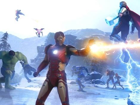 Marvel's Avengers tendrá su primera raid y una colaboración con la serie de Hawkeye