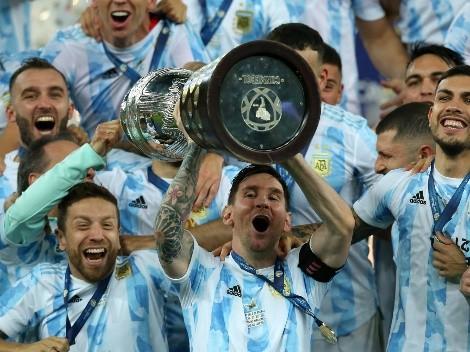 Argentina - Bolivia: AFA prepara un gran show de celebración por la Copa América obtenida en Brasil