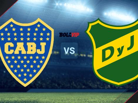 RESERVA | VER AHORA Boca Juniors vs. Defensa y Justicia EN VIVO y ONLINE por el Torneo de Reserva