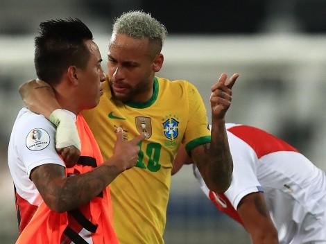 Eliminatorias Conmebol: alineaciones de Brasil vs Perú