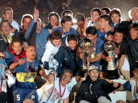 El video inédito de los jugadores de Boca volviendo de ganarle al Real Madrid