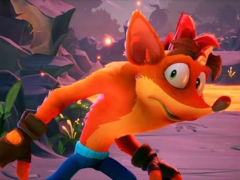 Activision prepara un anuncio de Crash Bandicoot para su 25° aniversario mañana