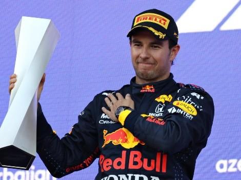¿Cuánto dinero gana Checo Pérez en la F1?