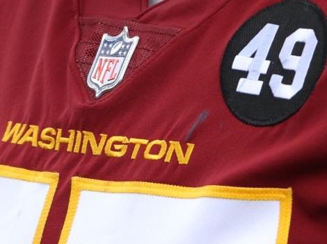 Los finalistas para el nuevo nombre de Washington Football Team