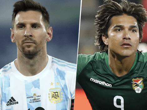 EN VIVO: Argentina vs. Bolivia por las Eliminatorias